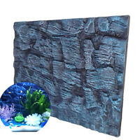 Aquarium 3D Landscape Vivid Polystyren​e Fish Tank Background Wall Board NP2