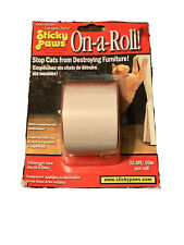 Pioneer Pet Sticky Paws Scratch Control Roll Tape New Sealed