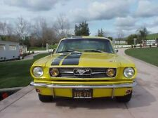 2 NEW Ford Mustang Fog Light Bulbs (1 PAIR) AMBER 1964 1965 1966 1967 1968