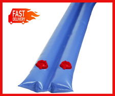 New listing Winter Water Tube Bags Blue Wave 8-ft Double Water Tube for Winter Pool Cover
