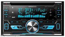 KENWOOD DPX-7000DAB 2-DIN MP3-Tuner mit BT und DAB