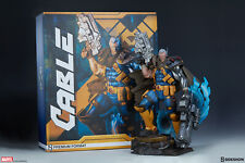 Sideshow Collectibles Marvel Cable Premium Format Statue NEW IN BOX, SEALED!!