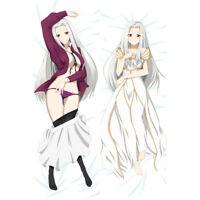 "Fate Grand Order New Gudako Anime Dakimakura Hug Body Pillow Cushion Case 59/"""