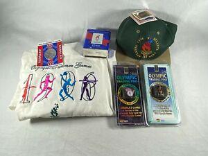 Lot of 1996 Atlanta Olympics USA Collectors Items