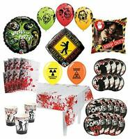 Mayflower Products Zombie Party Supplies 8 Guest Decoration Kit and Balloon B...