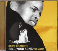 Harry Belafonte - Sing Your Song (The Music) Original Soundtrack (2011 CD) New