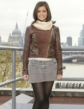 LUCY VERASAMY ~ HOT WEATHER GIRL ~  A4 SIZE GLOSSY PHOTO