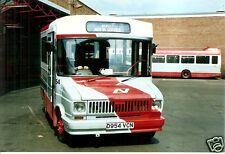 Colour Photograph of Northumbria Motor Services Ltd. - D954 VCN