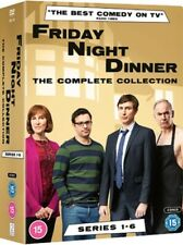 Friday Night Dinner Complete Collection DVD Region 2