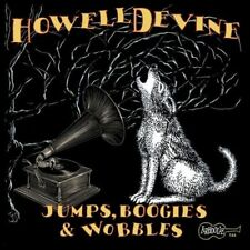 HowellDevine : Jumps, Boogies & Wobbles CD (2013) ***NEW***