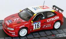 Véhicules miniatures Altaya cars pour Citroën