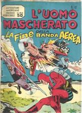 L'UOMO MASCHERATO 42 AVVENTURE AMERICANE EDIZIONE FRATELLI SPADA