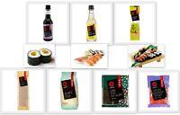 Japanese Sushi Kit Sushi Making Set Sushi Ingredients - UK Seller