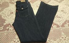 Women's Levis Bootcut Jeans, Size 8M, Very Good Condition