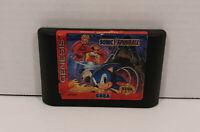 Sonic Hedgehog Spinball (Sega Genesis 1993) Cartridge Only Cleaned Tested VGC
