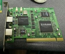 PINNACLE SYSTEMS REDSTONE 5.0 51010359 PCI VIDEO CAPTURE CARD