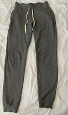 John Elliott Rio Sweatpants Dark Grey, Size 3 (L)