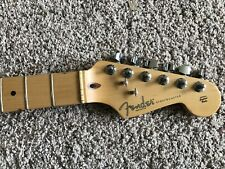 2005 Fender American Stratocaster Loaded Neck! Maple! Made In Usa!