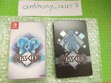 Nintendo Switch Cross Code - Steelbook LimitedEdition Strictly Limited Games NEU