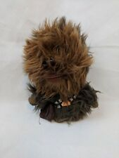 """LucasFilm Star Wars Chewbacca Plush 7"""" Pre-owned by Walgreen Asia Services"""