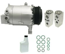 Ryc Remanufactured Complete A/C Compressor and A/C Clutch Kit Ig271