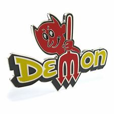 1971 Dodge Demon Pitchfork Devil Front Fender Emblem MOPAR Hemi 340 Dart RT 70s