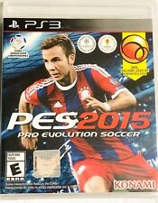 Pro Evolution Soccer PES 2015 PS3 Playstation 3