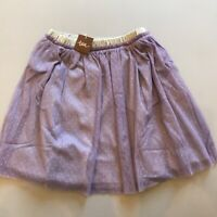 TEA COLLECTION Tulle Twirl Skirt Taffy (672) Girl's Sz 12 NWT