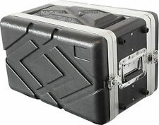 """ABS 6RU 19"""" shallow / effects case"""
