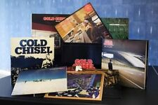 "COLD CHISEL STUDIO ALBUMS BOX SET 8 LP/2 X  7"" SINGLES & AN EP NEW"