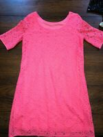 Lilly Pulitzer XL Pink Dress, Rarely Worn