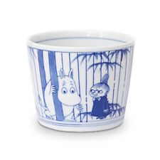 F/S Moomin x amabro Sometsuke  Porcelain [ Hide and seek ] From Japan