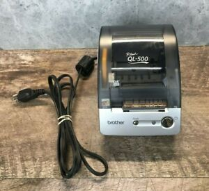 Brother P-Touch QL-500 Thermal Label Printer - Unit only *Untested*