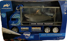 New Animal Planet Shark Rescue Transport Playset