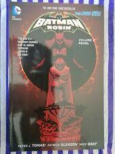 Batman and Robin Vol. 2: Pearl TPB  (The New 52) (DC Comics)