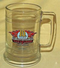 HARLEY DAVIDSON MUG 10TH ANNIV 1994 2004 MIKE'S FAMOUS NEW CASTLE DELAWARE CUP