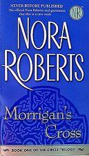 MORRIGAN'S CROSS-BY NORA ROBERTS-FANTASY-VAMPIRE-SUSPENSE-ACTION