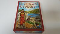 Rio Grande Games' Ming Dynasty never played!