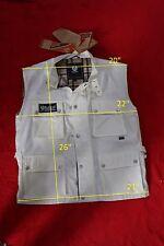 New! ENGLAND BELSTAFF size M weatherproof Vest Jacket -NWT!