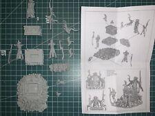 Warhammer Fantasy Tomb Kings reyes funerarios Khemri Casket of Souls New resin