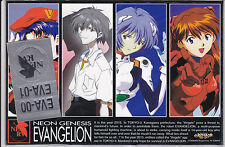 Neon Genesis Evangelion sobres OVP Project Eva cómic manga Japón