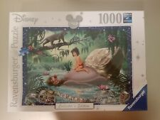Ravensburger Disney Collector's Edition 1000 Piece jigsaw puzzle The Jungle Book