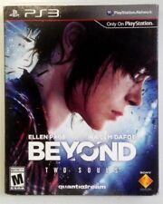 BEYOND Two Souls - PS3 - Playstation 3 - STEEL BOX