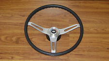 Comfort Grip Steering Wheel Kit Black Cushion 3-spoke Camaro Chevelle Nova ElCam