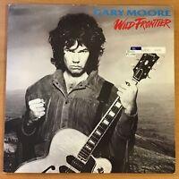 "GARY MOORE,WILD FRONTIER,VINTAGE 1987 ALBUM,12"" LP 33 VINYL.EXCELLENT CONDITION"