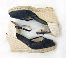 000d70c5f67 Coach Espadrilles Wedge Sandals & Flip Flops for Women for sale | eBay