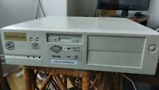 AMSTRAD 486 DX2 66 OVERDRIVE VINTAGE DESKTOP PC - RETRO PC COMPUTER, SX25, 3.11