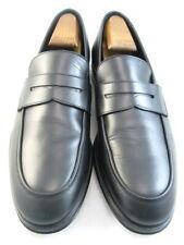 """NEW Allen Edmonds """"SALERNO"""" Penny Loafers 10 D Black  (245)"""