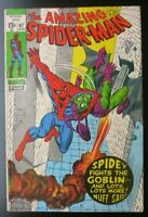 Amazing Spider-man #97, GD/VG 3.0, No Comics Code, Drug Issue, Green Goblin