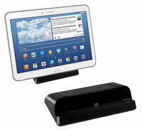 Micro USB Dock Charger Station + Cable for Samsung Galaxy Tab 3 4 7.0 8.0 10.1
